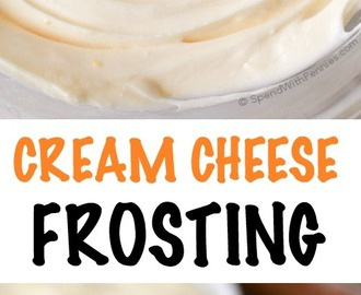 Best Ever Cream Cheese Frosting