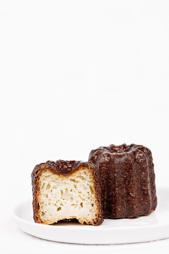Tutorial: Canelés (Cannelés) de Bordeaux