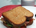 BLT Sandwiches with Burger and Fry Sauce
