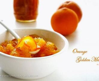 Orange Golden Marmalade