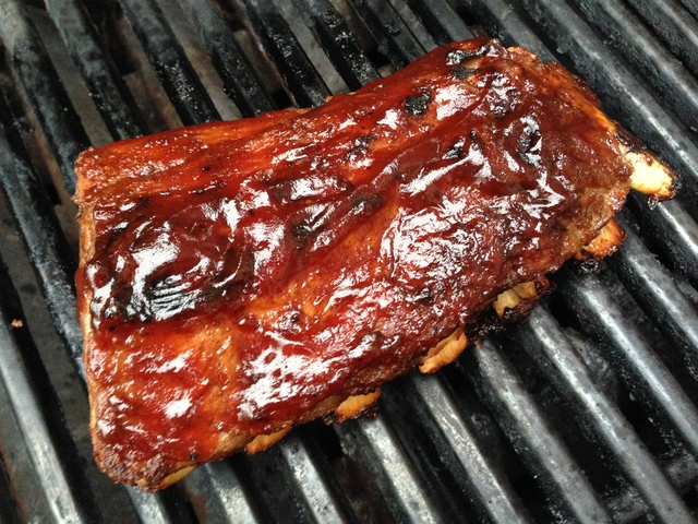 Oven Baked BBQ Ribs…