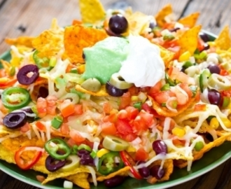 Spicy Mexican Nacho's