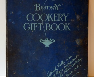 From my cook book shelf - The Bestway Cookery Book