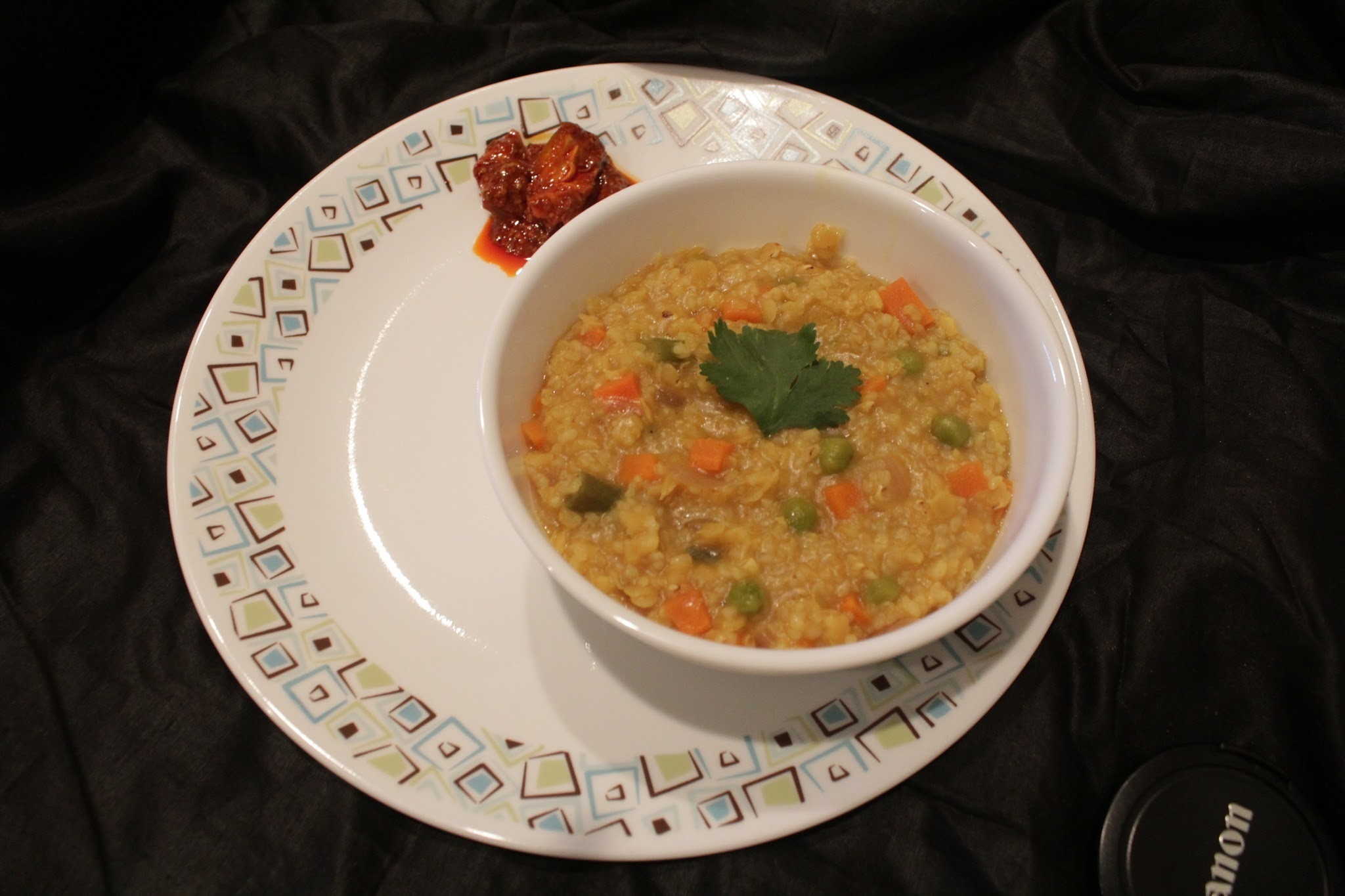 Cracked Wheat (Daliya) Khichdi