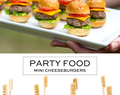 Perfect Party Appetizer: How to Make Mini Cheeseburgers