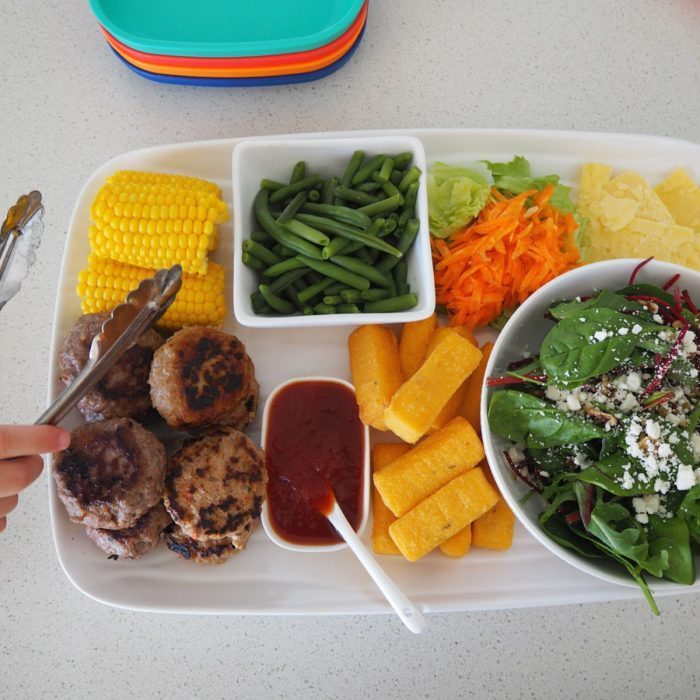 Easy Dinner Platter Ideas for Kids