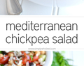 Mediterranean Chickpea SaladJump to Recipe