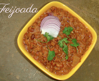 Feijoada - Goan Black Eyed Peas Curry