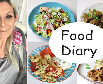 Food Diary YouTube #81