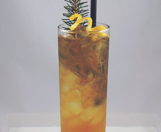 Cocktail Hour: Dark 'N' Stormy