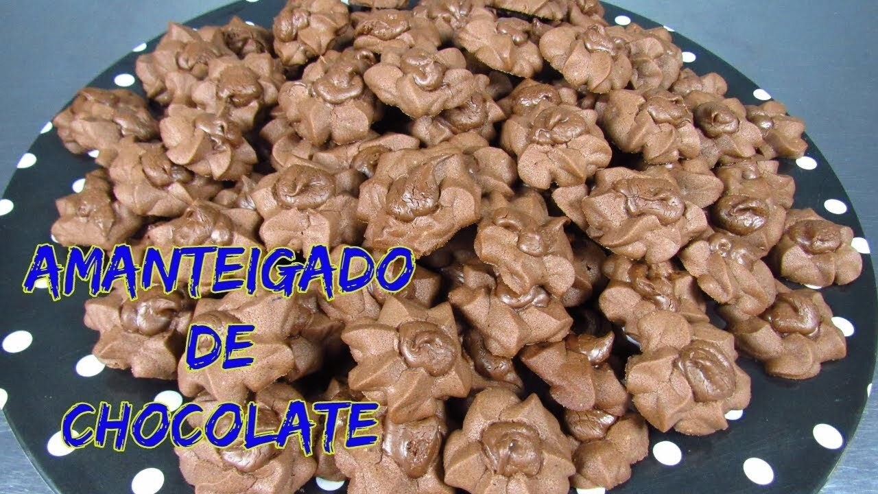 AMANTEIGADO DE CHOCOLATE