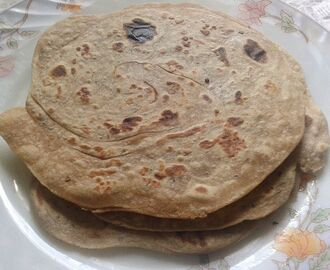 Ajwain Lachha Paratha Recipe – Layered Flatbread with Carom Seeds