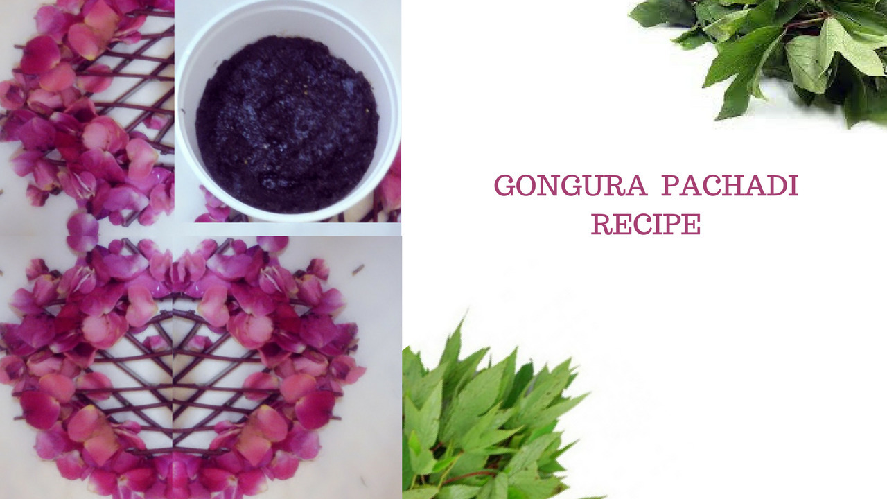 Yuymmy Gongura Pickle