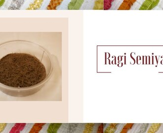 Food For Weight Loss and Diabetes ||Ragi Semiya In Electric Rice Cooker || Recipe For Kids