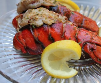 Grilled Lobster Tail Recipe