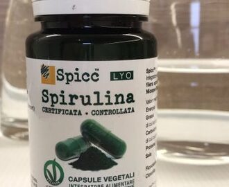 Spirulina – Micoperi Blue Growth