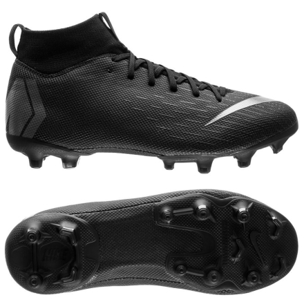 Nike Mercurial Superfly 6 Academy MG Stealth Ops - Svart Barn