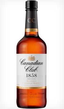 Canadian Club 1 lit
