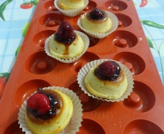 Mini savarin