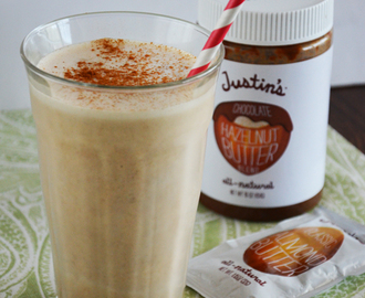 'Spiced Delight' Protein Shake