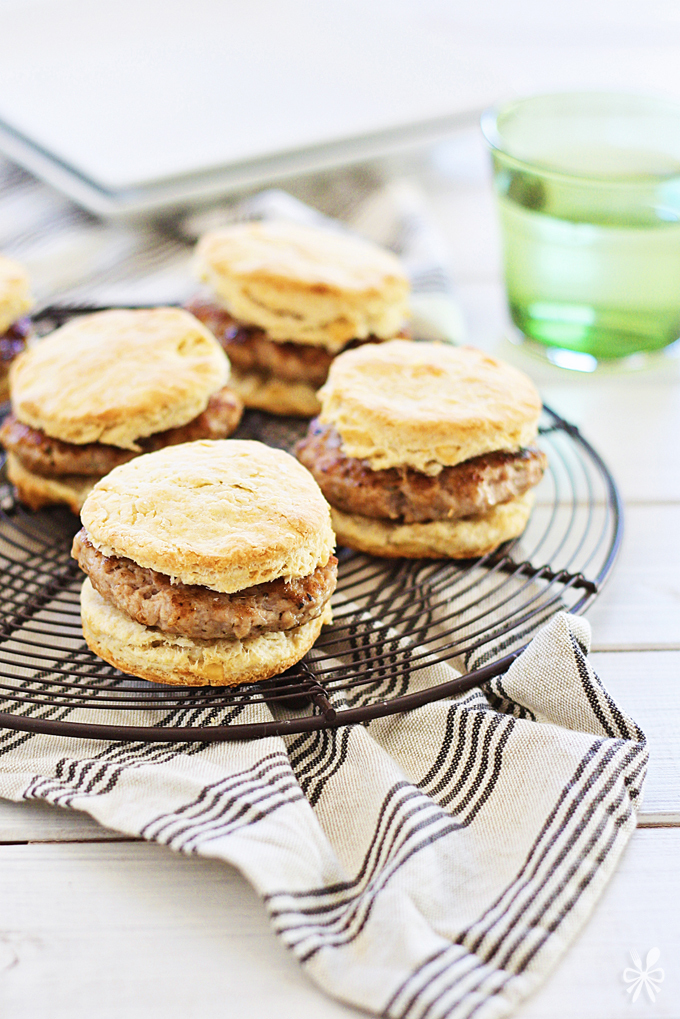 Sausage Biscuits