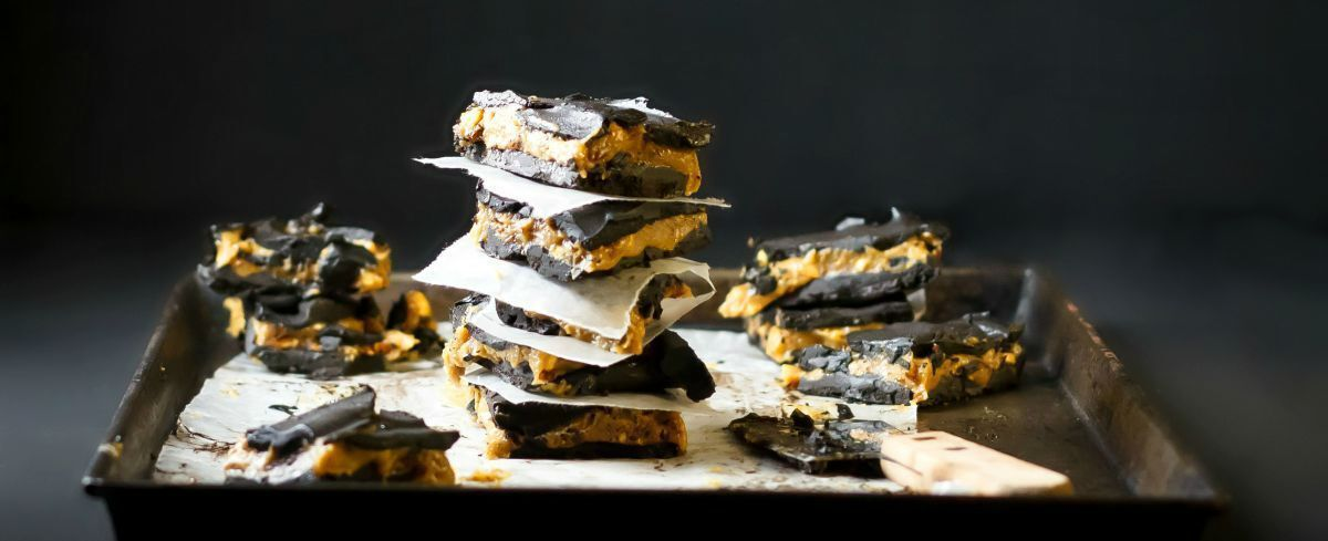 Easy All-Natural Homemade Candy Bars