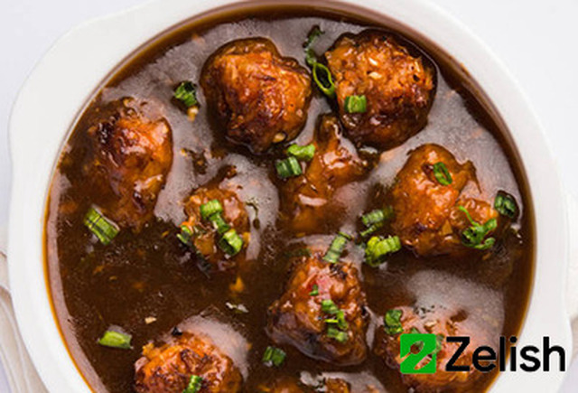 Chicken Manchurian Recipe