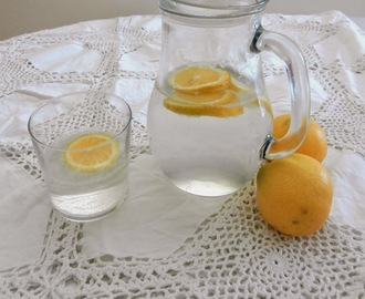 Limonade maison (Home made lemonade)