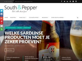South & Pepper
