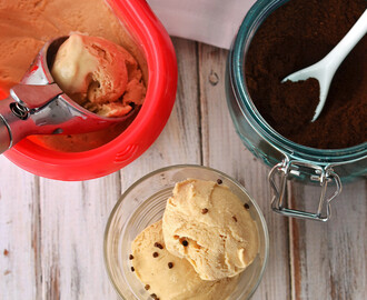 Coffee and Cardamom Ice Cream – Helado de Café y Cardamomo