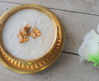 Samai Paal Payasam | Little Millet Pudding | Millet Recipe