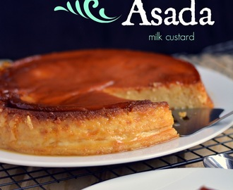 Leche Asada (Milk Custard)