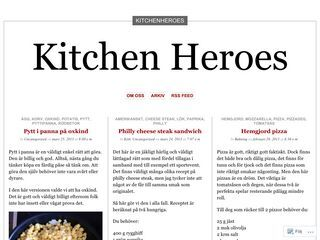 Kitchen Heroes