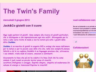 The Twin's Family