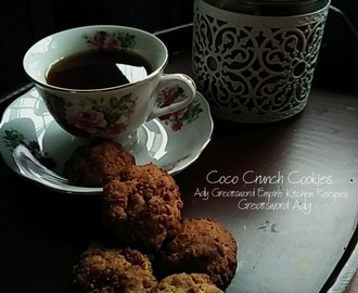 Coco Pop Crunch Cookies