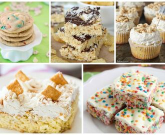 12 Delicious Ways to Eat Cereal for Dessert