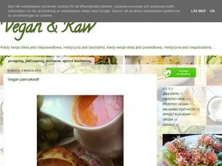 Vegan raw kitchen