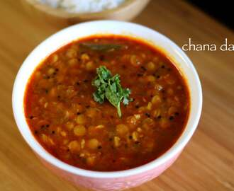 chana dal recipe | chana dal fry recipe | chana dal masala recipe