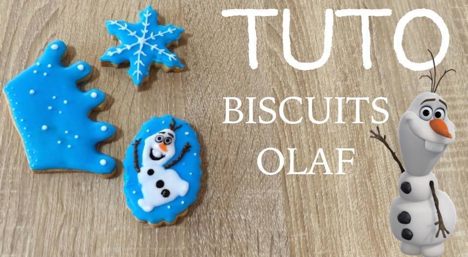 Biscuits Reine des Neiges