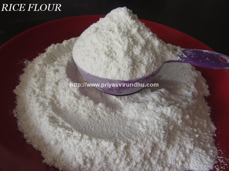 Homemade Rice Flour/How to make Rice Flour at home/Basic Rice Flour for Murukkus, Thattais, Kozhukattai's and other snacks