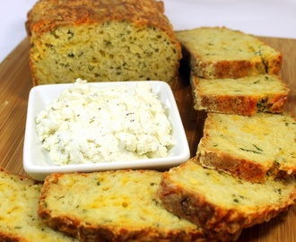 Herbed Beer Cheese Bread -52 Appetizers and Simple Recipes