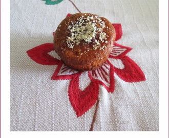 Muffins sans gluten avec Mix cake de Supplex.
