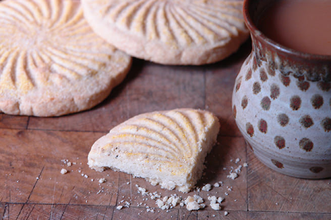 Cakes & Bakes: Shortbread rounds, three ways