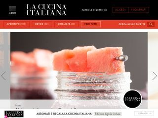 www.lacucinaitaliana.it