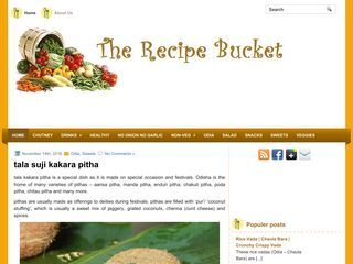 The Recipe Bucket