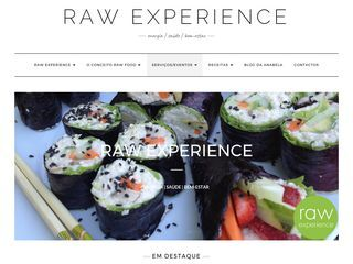 raw experience