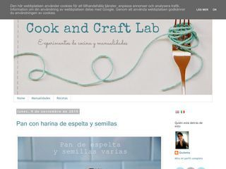 Cook and Craft Lab