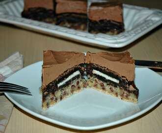 Sluttier Slutty Brownies