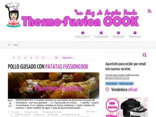 thermo fussion cook