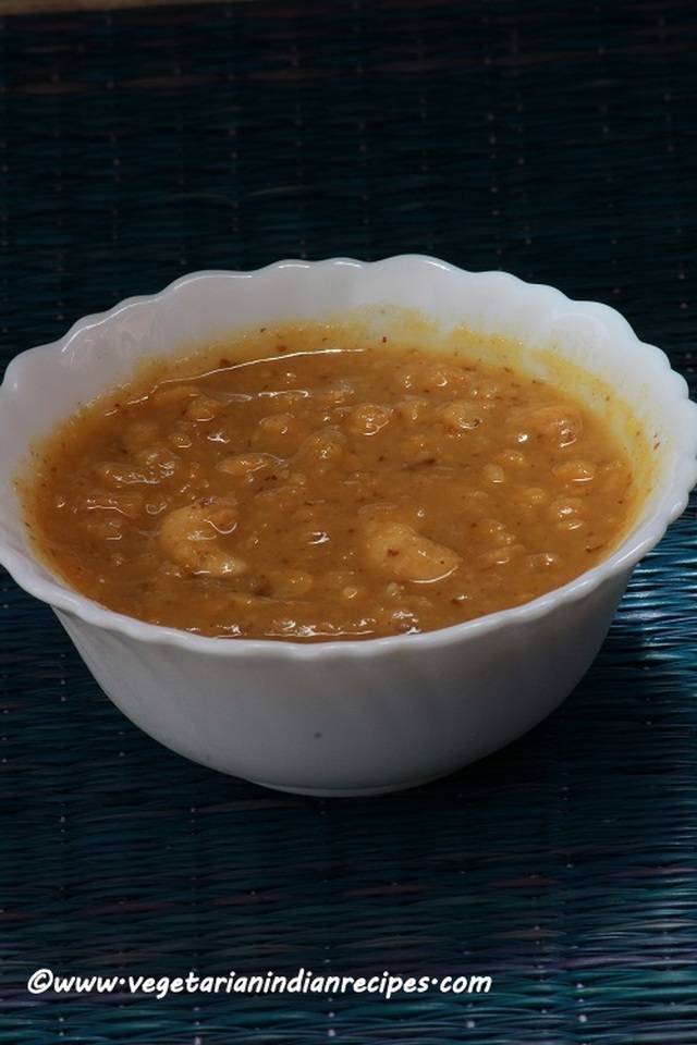 Cholar Dal Recipe-How To Make Cholar Dal-Bengali Style Chana Dal